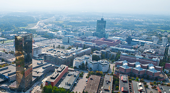 SenSic AB is located in Kista/Stockholm